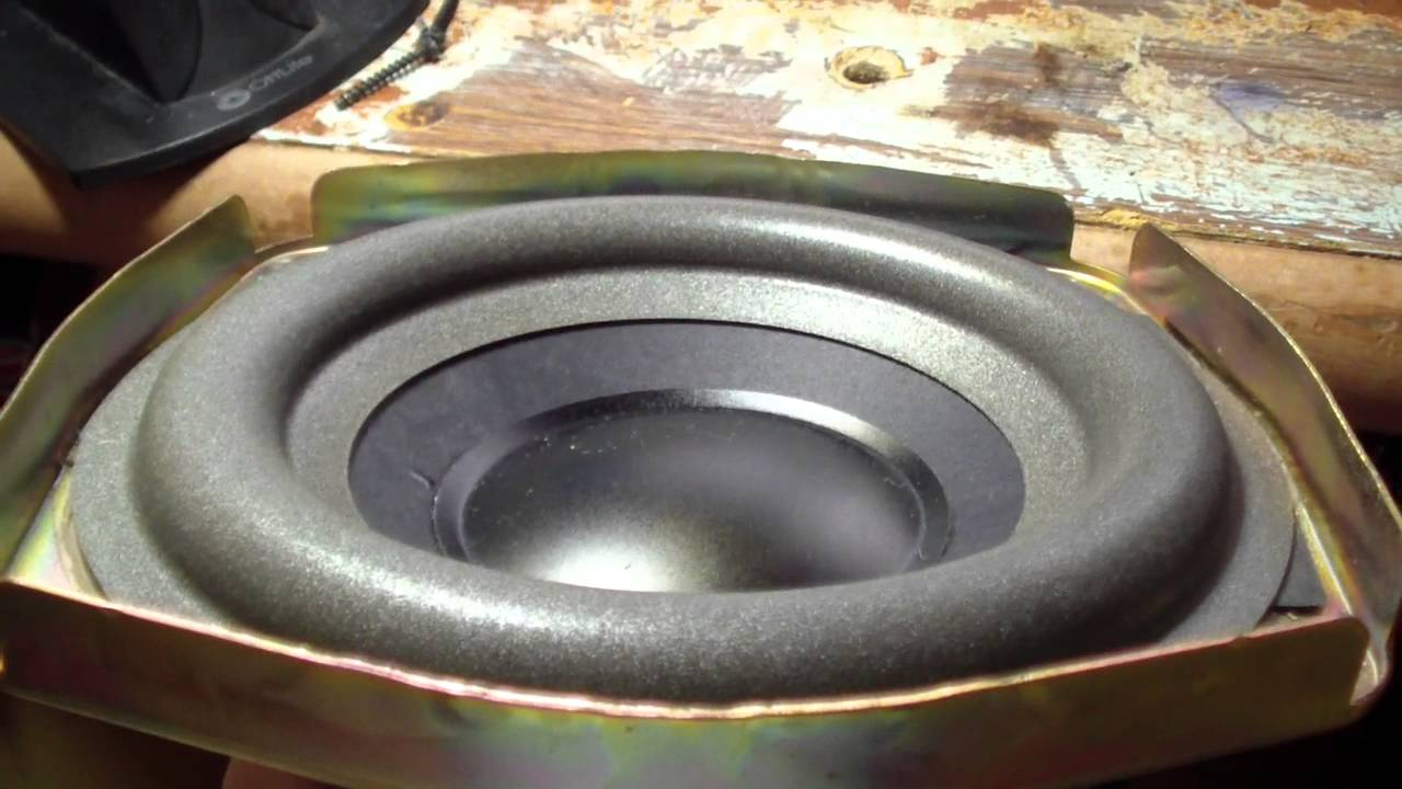 5-1  4 u0026quot  stock bose subwoofer in mazda 6