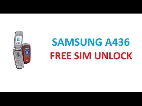 Samsung A436 - Free Factory Unlock