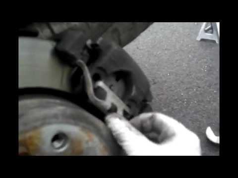 Bmw Rear Ke Pads And Sensor Replacement E83 E46 E38 E39 X5 E89 Diy