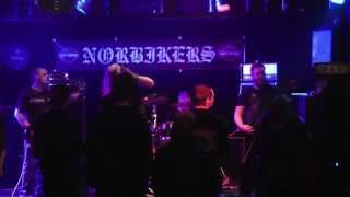 ANEURISM AND THE NORDBIKERS #34