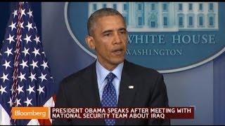 Obama Sending 300 Advisers to Help Iraqi Army