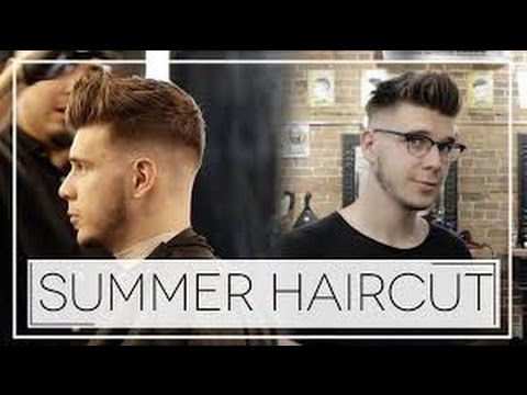 Modern Quiff Haircut For Summer Step By Stepbest Mens Haircut Easy