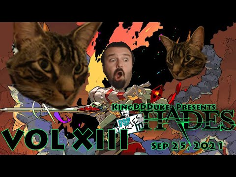 (13) DSP Tries It: Hades - Volume XIII - This is How You Don't 5th Escape - Sep 25, 2021 KingDD