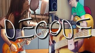 DECODE PARAMORE cover trailer - Youtubers Collaboration