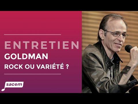 Jean-Jacques Goldman : Rock ou variété ? - Master-class Sacem