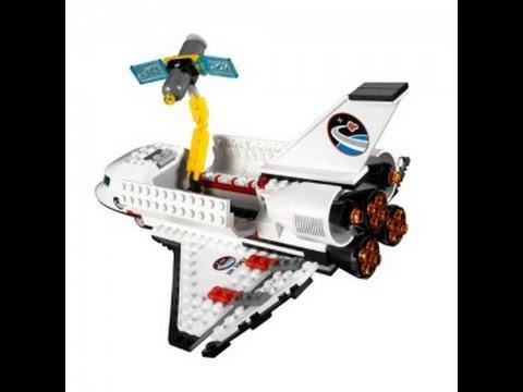 lego city la navette spatiale jouets pour les enfants lego jouet youtube. Black Bedroom Furniture Sets. Home Design Ideas
