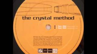 The crystal method. Busy child. Uberzone remix