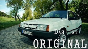 Das ist original / Lada Samara / VAZ-2108 / ВАЗ-2108