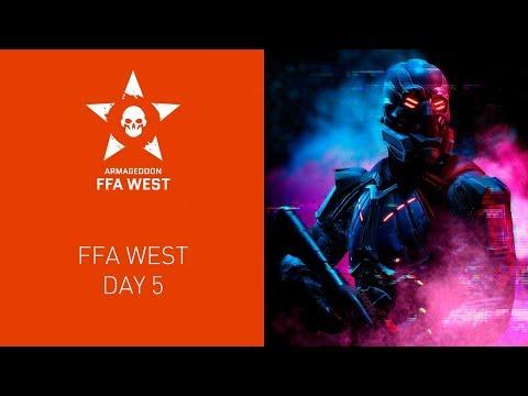 Warface Armageddon: FFA West. Day 5