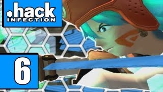 .hack Infection - Ep. 6 - Gate Hacking