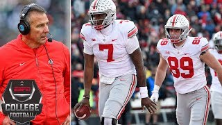 No. 9 Ohio State survives Maryland in overtime thriller 52-51 | College Football Highlights