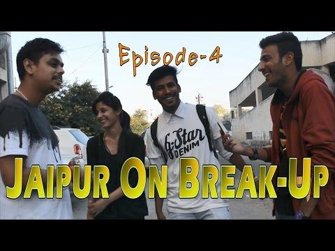 Jaipur On Break-Up | Feat. Rishabh B-desi (Radio Producer) | Trending Indians