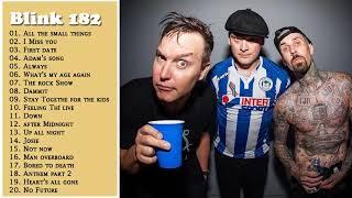 The Best Of Blink 182 Greatest Hits - Blink 182 Playlist Full Album