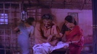 ANR In Trouble    Agni Putrudu Movie    ANR,Nagarjuna,Radha