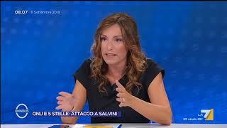 Migranti, Borgonzoni (Lega): 'Le accuse dell'ONU offendono gli italiani'