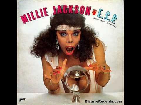 """★ Millie Jackson ★ Slow Tongue ★ [1983] ★ """"E.S.P."""" ★"""