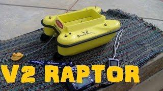 v2 raptor homemade bait boat