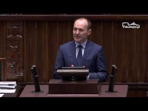 Marek Sowa – wystąpienie z 8 grudnia 2017 r.