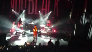 Andy black covering Alkaline Trio's Time To Waste