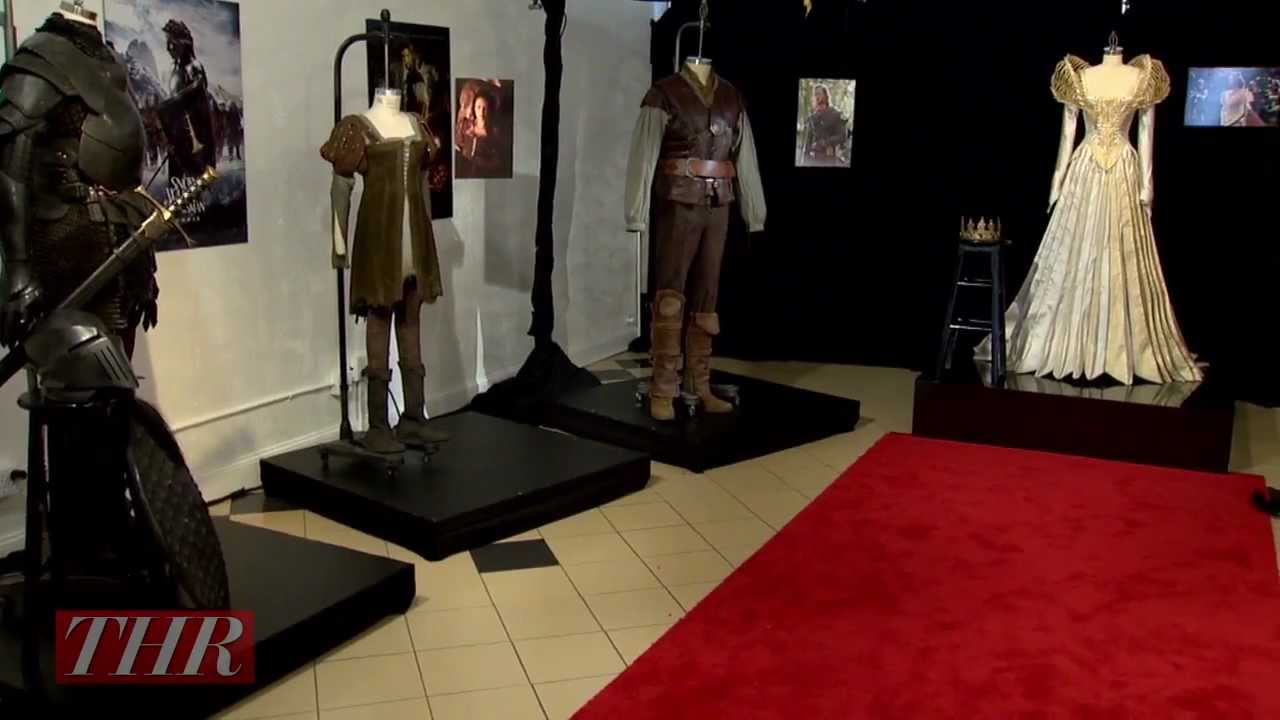 Colleen Atwood Costume Designer For Snow White And The Huntsman Youtube