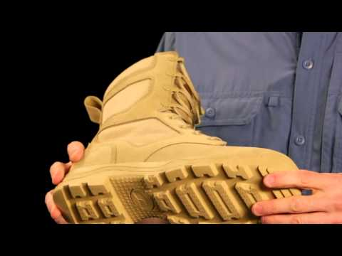 Sand Storm HooDoo Combat Boot Exclusively From U.S. Cavalry