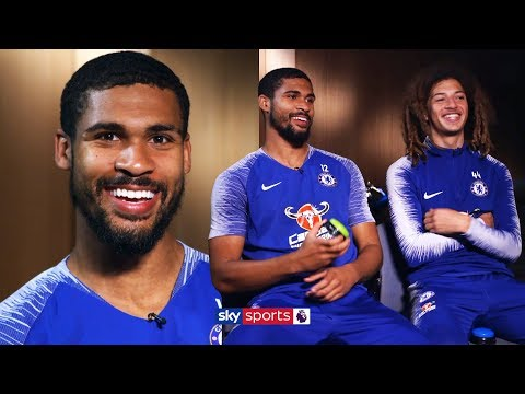 Loftus-Cheek vs Ampadu | 'Who Am I?' Chelsea Teammates Quiz