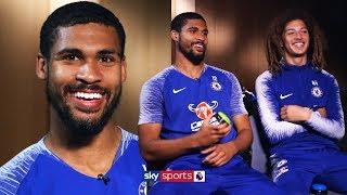Loftus-Cheek vs Ampadu | Who Am I? Chelsea Teammates Quiz YouTube Videos