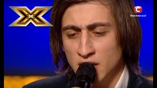 Joe Cocker - You are so beautiful (cover version) - The X Factor - TOP 100