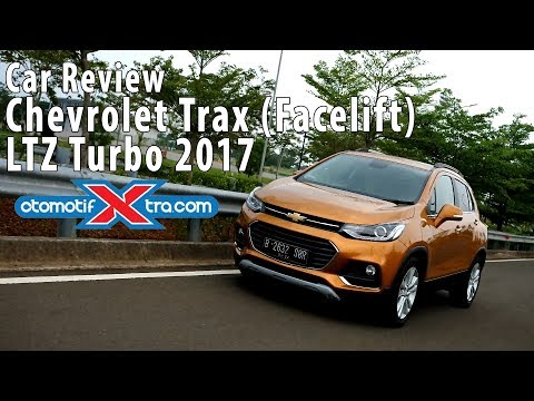 Review - Chevrolet Trax (Facelift) LTZ Turbo 2017