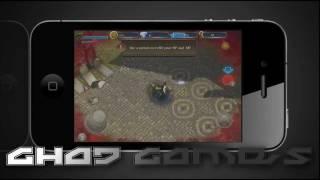 Dungeon Hunter 3 Gameplay [Part 1] - iOS iPhone Gameplay