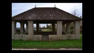 lavoir la grande fontaine de crux la ville Nièvre