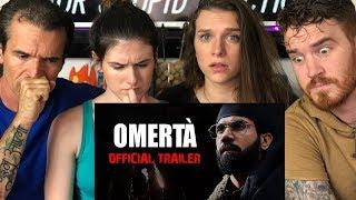 OMERTA | Rajkummar Rao | Trailer REACTION!!