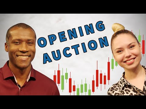 Opening Auction Trading! 🔔 (Best Strategies)