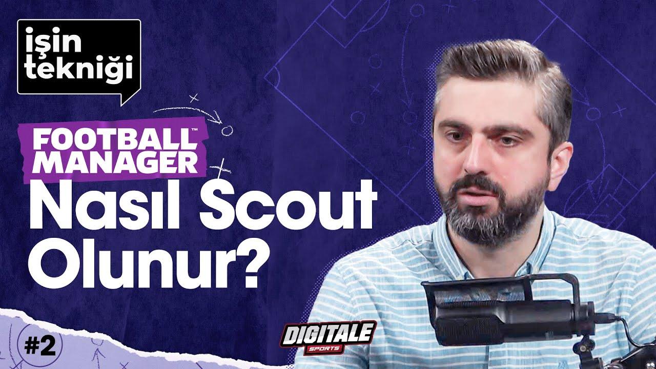 Download Football Manager oyuncuları nasıl izliyor? Scouting | FM Türkiye Şefi Burak Kural | İşin Tekniği #2