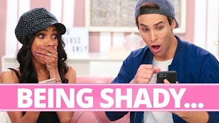 I STARTED RUMORS... | Tea Time w/ Teala Dunn & Tristan Tales