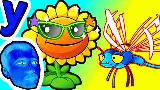 Парад РИСУНКОВ! ПРоХоДиМеЦ и Солнышко-Подсолнышко отгадывают портреты #647 Игра для Детей