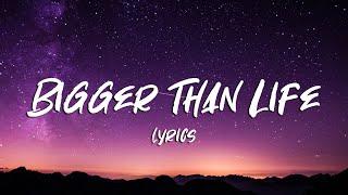 Lil Uzi Vert - Bigger Than Life (Lyrics)