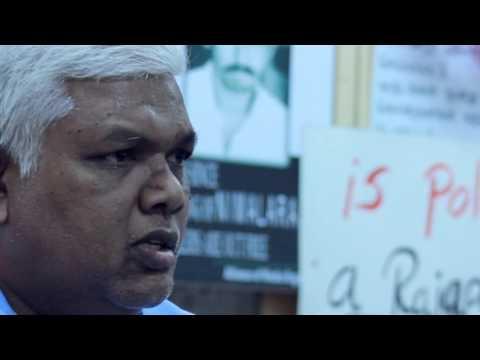 Justice for Tamil Journalist? - Bharati Rajanayagam