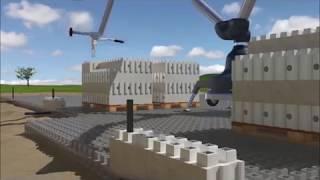 видео Новые технологии в строительстве коттеджей