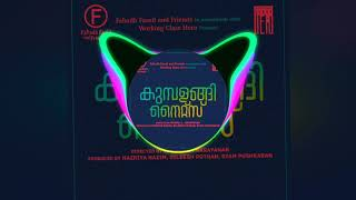 KUMBALANGI NIGHTS   പുളൈലകുമാ    REMIX TRAILER SONG   Audio Song   1080p