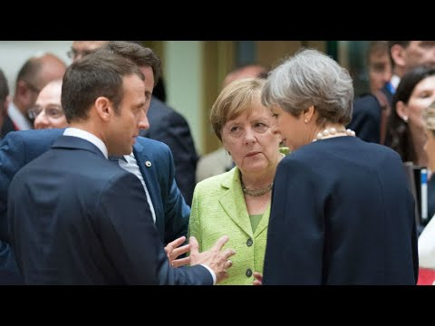 EU Summit: Brussels gives cold shoulder to May's proposals for EU citizens