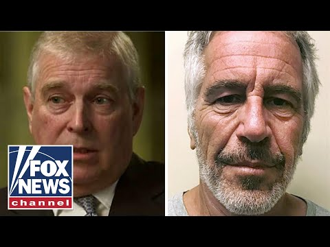 Epstein questions could land Prince Andrew a US subpoena