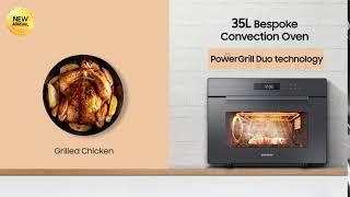 35L Bespoke Convection Oven