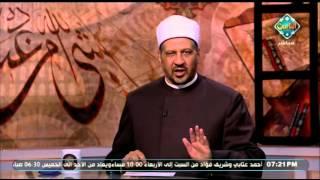 بالفيديو.. الإفتاء توضح التصرف الصحيح لمن يصلي وسمع آية سجدة عبر المذياع