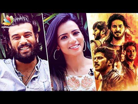 ഒരു ടിക്കറ്റിനു നാലു സിനിമ കാണാം : Sruthi Hariharan Interview |  Anson, Bejoy Nambiar | Solo Movie