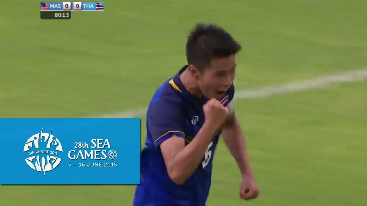 Video: U23 Malaysia vs U23 Thái Lan