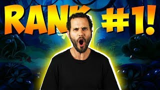 Rank 1 iOS Player Rolling 45000 Gems For New Heroes Castle Clash