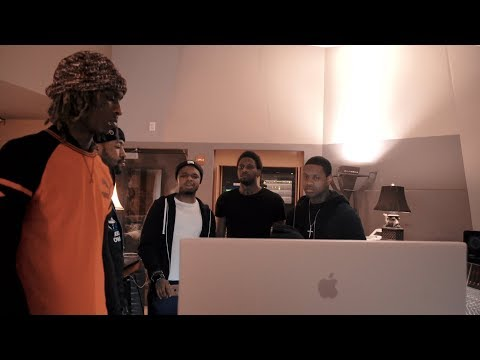 Lil Durk, Young Thug, Lil Duke & Mike Will Made It Studio Session (Trap House Remix, My Boys)