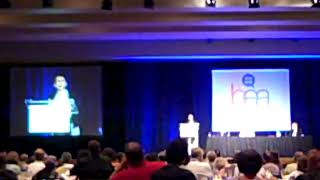 Anne Enright Speaks at BEA.MP4