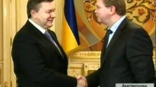 Янукович и Фюле говорили более трех часов